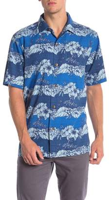 Tommy Bahama Sky Vines Button Front Shirt