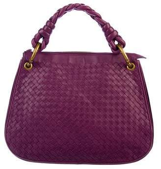 Bottega Veneta Braided Intrecciato Leather Hobo