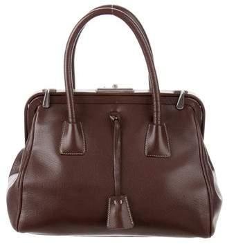 Prada Cinghiale Medium Frame Bag