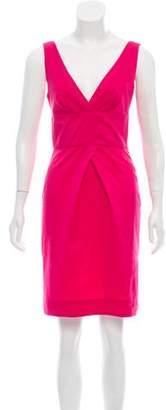 Diane von Furstenberg Sleeveless Woven Dress