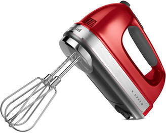 KitchenAid 9-Speed Digital Hand Mixer With Turbo Beater