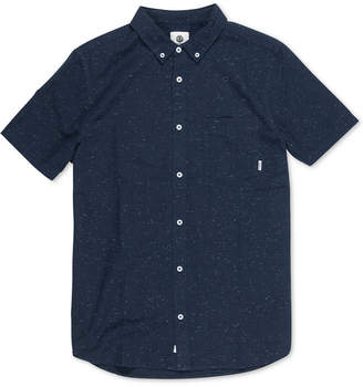 Element Men's Greene Neps Chambray Shirt