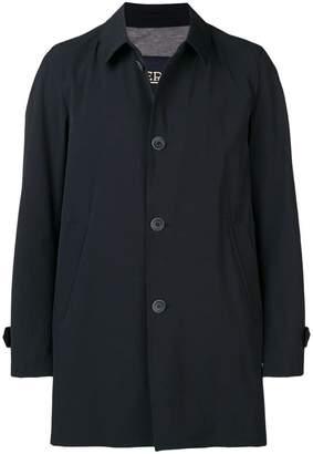 Herno plain car coat