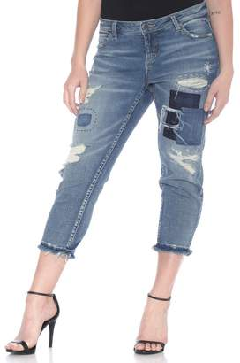 SLINK Jeans Vintage Boyfriend Jeans