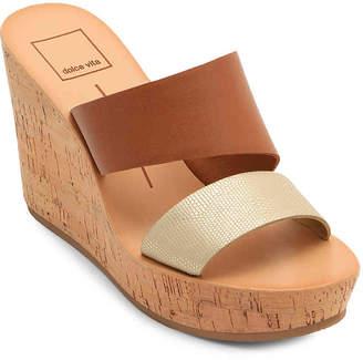 Dolce Vita Pima Wedge Sandal - Women's