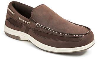 Deer Stags Men's Bowen Memory Foam Casual Comfort Boat Shoe Loafer Men's Shoes