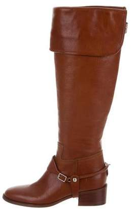 Ralph Lauren Purple Label Leather Riding Boots