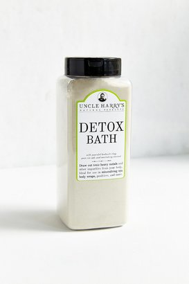 Uncle Harry's Uncle Harry's Detox Bath $20 thestylecure.com