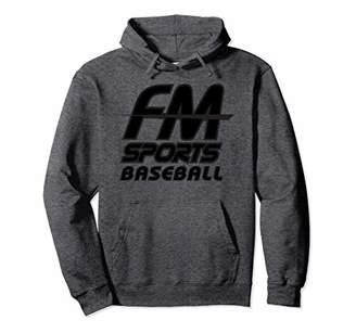 FM Sports Baseball White