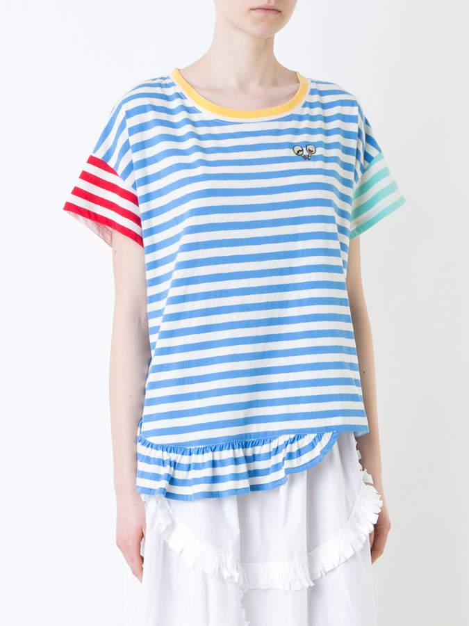 Tsumori Chisato striped T-shirt