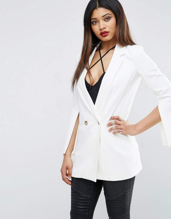 Asos ASOS Blazer with Split Sleeves