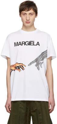 Maison Margiela White Mako T-Shirt