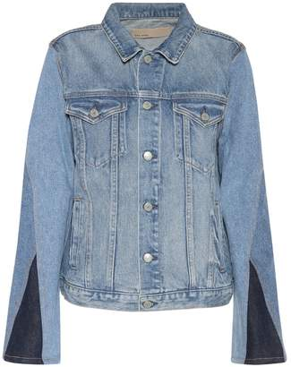 GRLFRND Bianca denim jacket
