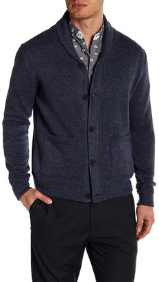 Descendant Of Thieves Long Sleeve Knit Cardigan $129 thestylecure.com