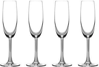 Cuisinart Essentials Champagne Flute Glasses (Set of 4)