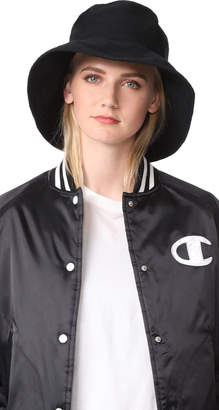 Hat Attack Washed Cotton Bucket Hat $42 thestylecure.com