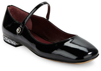 Marc By Marc Jacobs Patent Leather Mary Janes