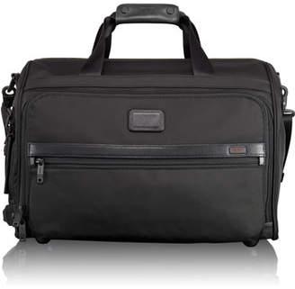 Tumi Alpha 2 Black Framed Soft Duffel Luggage