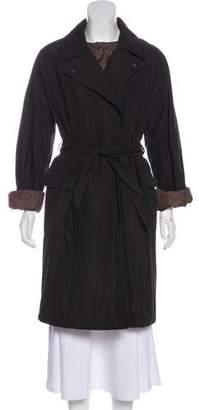 Max Mara Knee-Length Button-Up Coat w/ Tags