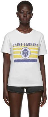 Saint Laurent Off-White University T-Shirt