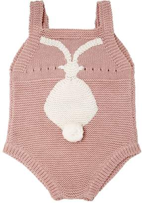 Stella McCartney Bunny Organic Cotton Bodysuit