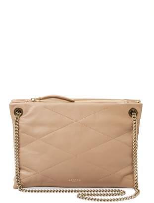 Lanvin Women's Sugar Small Leather Shoulder Bag