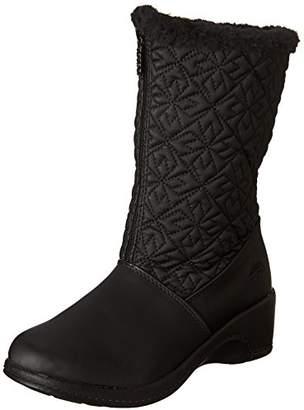 Totes Women's Nancy Zipper Snow Boot $12.02 thestylecure.com