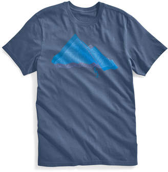 Eastern Mountain Sports Ems Men's Geo Summit Graphic T-Shirt
