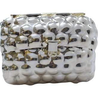Anndra Neen Gold Other Clutch Bag