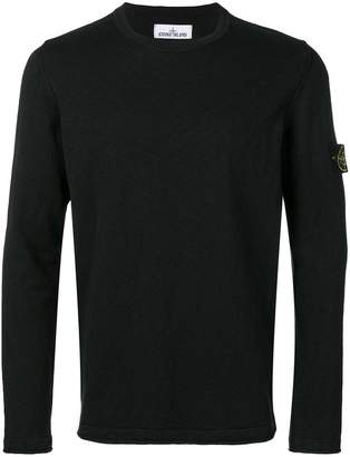 Stone Island relaxed-fit jumper