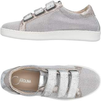 Donna Carolina Low-tops & sneakers - Item 11400984RH