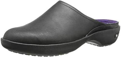 Crocs Women's Cobbler 2.0 Leather Clog