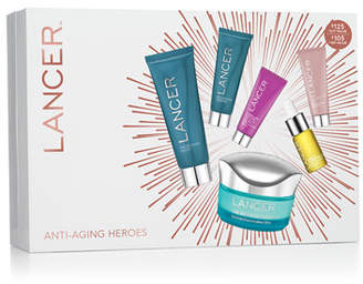 Lancer Anti-Aging Heroes 6 Piece Nourish Kit