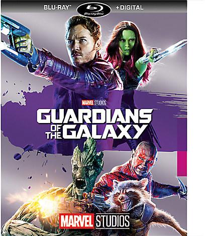 Guardians of the Galaxy Blu-ray + Digital Copy