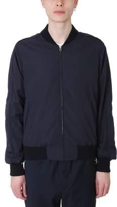 Stella McCartney Blue Cotton Jacket