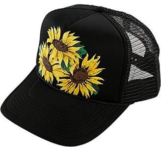 O'Neill Women's Beach Garden Sunflower Trucker