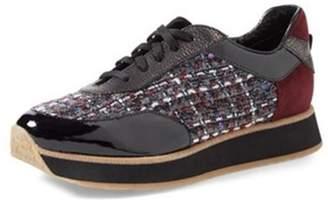Aquatalia Tweed Sneaker