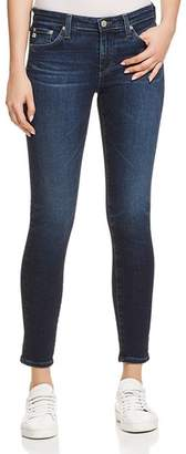 AG Jeans Ankle Denim Leggings Jeans in 4 Years Deep Willows