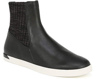 Vince Vidra Platform Leather Sneakers