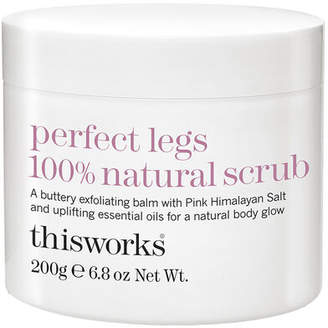 This Works Perfect Legs 100% Natural Scrub