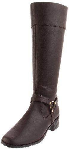 Annie Shoes Women's Kensington Riding Boot