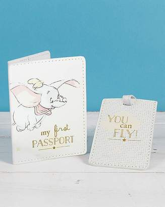 Disney Dumbo Passport Cover Set