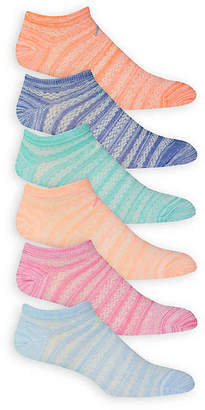 New Balance Lifestyle No Show Socks - 6 Pack - Women's