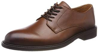 Selected Men's Shdbaxter Leather Shoe Noos Derbys