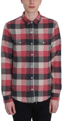 IRO Red Cotton Shirt