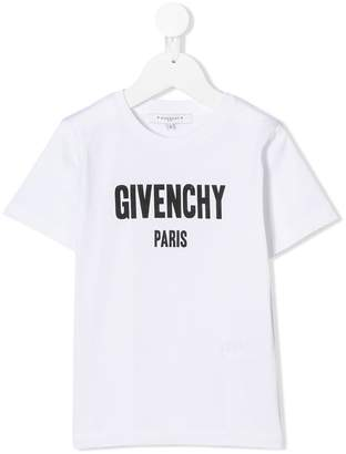 Givenchy Kids logo T-shirt
