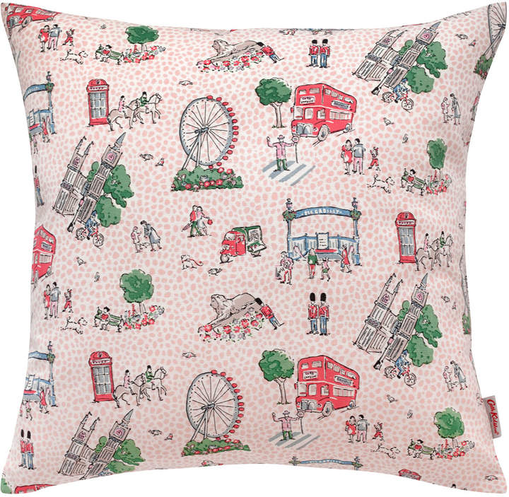 London Spots Cushion