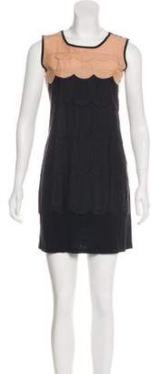 See by Chloe Sleeveless Mini Dress