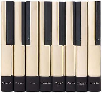 Set of 8 Piano Keyboard Book Set - Juniper Books