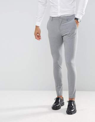 Selected Super Skinny Wedding Suit Pants With Stretch
